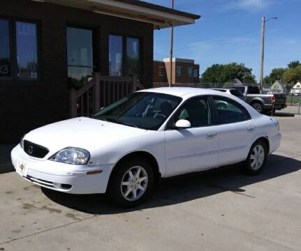 2002 Mercury Sable for sale at CARS4LESS AUTO SALES in Lincoln NE