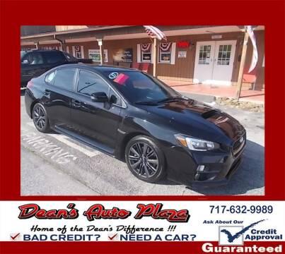 2017 Subaru WRX for sale at Dean's Auto Plaza in Hanover PA