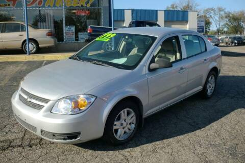 2005 Chevrolet Cobalt for sale at FIRST CHOICE AUTO Inc in Middletown OH