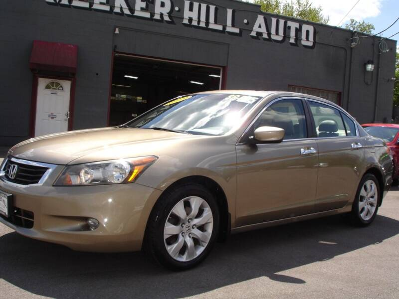 2009 Honda Accord for sale at Meeker Hill Auto Sales in Germantown WI