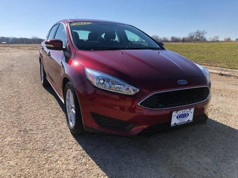 2017 Ford Focus for sale at Alan Browne Chevy in Genoa IL