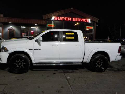 2010 Dodge Ram Pickup 1500 for sale at Super Service Used Cars in Milwaukee WI