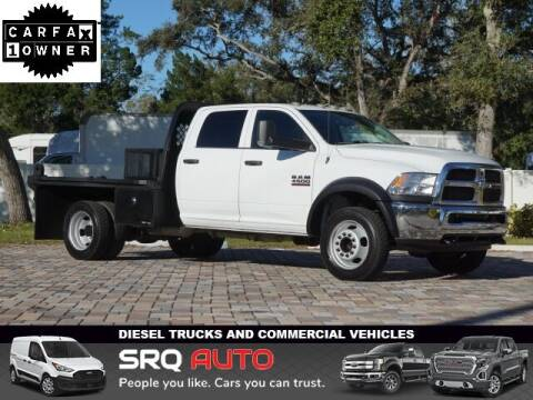 2015 RAM Ram Chassis 4500 for sale at SRQ Auto LLC in Bradenton FL