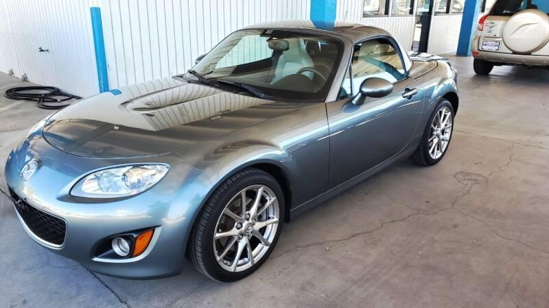2011 Mazda MX-5 Miata for sale at Bob Ross Motors in Tucson AZ