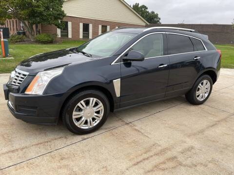 2014 Cadillac SRX for sale at Renaissance Auto Network in Warrensville Heights OH