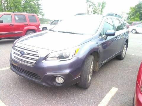 2015 Subaru Outback for sale at Franklyn Auto Sales in Cohoes NY