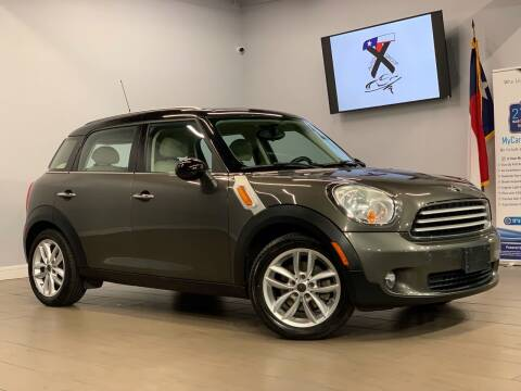 2011 MINI Cooper Countryman for sale at TX Auto Group in Houston TX