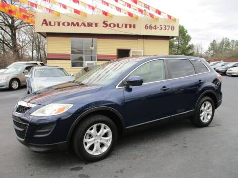 2012 Mazda CX-9 for sale at Automart South in Alabaster AL
