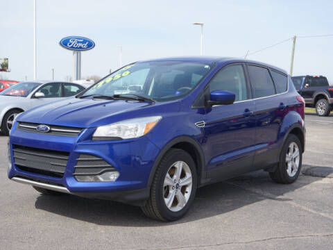 2015 Ford Escape for sale at FOWLERVILLE FORD in Fowlerville MI