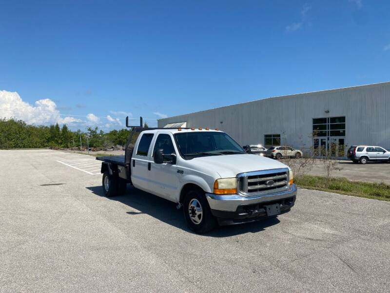 2001 Ford F-350 Super Duty for sale at Prestige Auto of South Florida in North Port FL