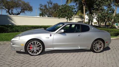 2006 Maserati GranSport for sale at Premier Luxury Cars in Oakland Park FL