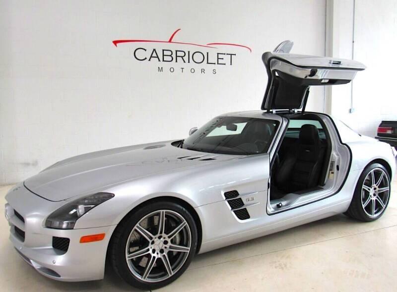 2011 Mercedes-Benz SLS AMG for sale at Cabriolet Motors in Morrisville NC