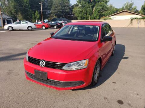 2012 Volkswagen Jetta for sale at Progressive Auto Sales in Twin Falls ID