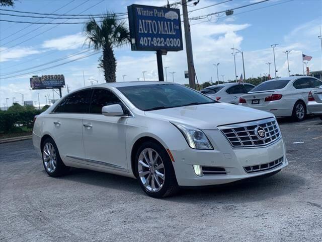2014 Cadillac XTS for sale at Winter Park Auto Mall in Orlando FL