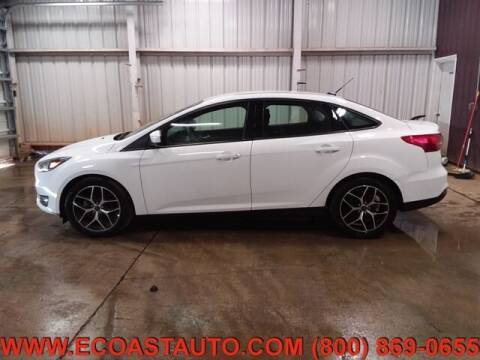 2018 Ford Focus for sale at East Coast Auto Source Inc. in Bedford VA