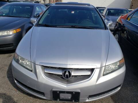 2005 Acura TL for sale at Jimmys Auto INC in Washington DC