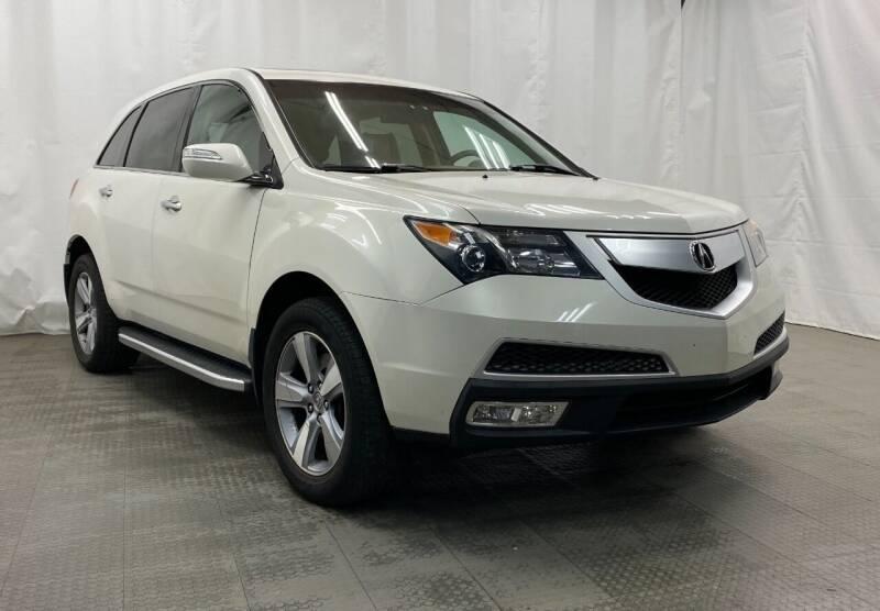 2012 Acura MDX for sale at Direct Auto Sales in Philadelphia PA