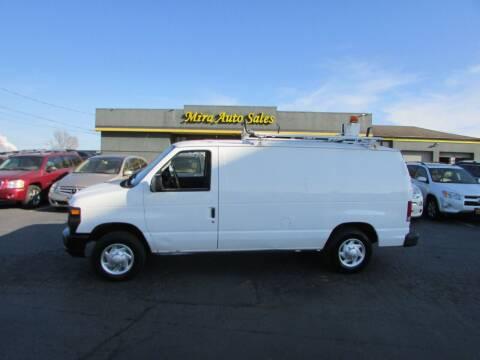 2012 Ford E-Series Cargo for sale at MIRA AUTO SALES in Cincinnati OH