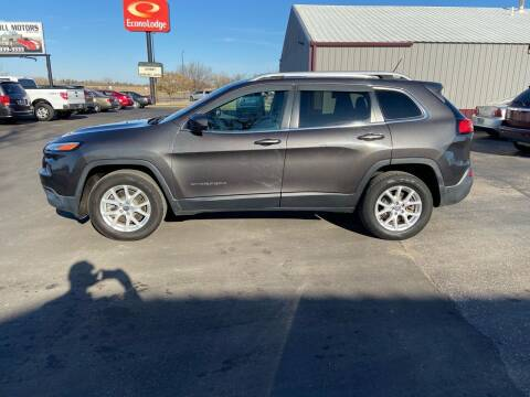 2014 Jeep Cherokee for sale at Hill Motors in Ortonville MN