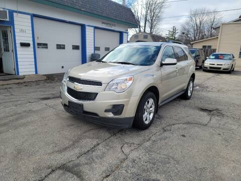 2015 Chevrolet Equinox for sale at MOE MOTORS LLC in South Milwaukee WI