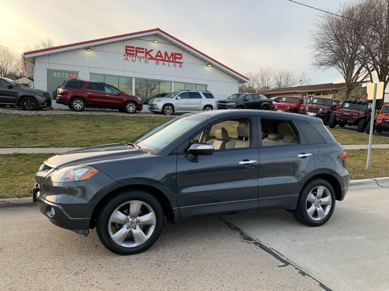 2007 Acura RDX for sale at Efkamp Auto Sales LLC in Des Moines IA