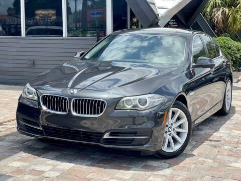 2014 BMW 5 Series for sale at Unique Motors of Tampa in Tampa FL