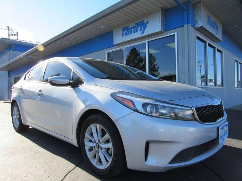 2017 Kia Forte for sale at Thrifty Car Sales SPOKANE in Spokane Valley WA