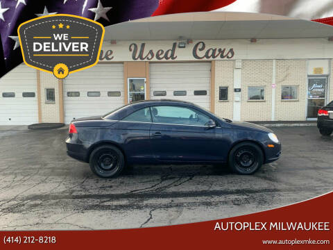 2007 Volkswagen Eos for sale at Autoplex 2 in Milwaukee WI