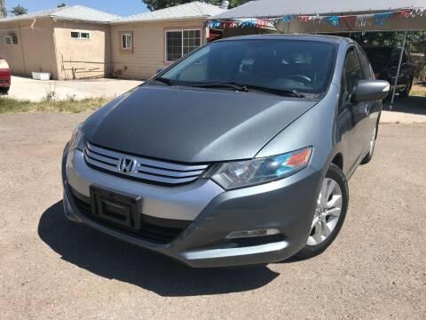 2012 Honda Insight for sale at Vtek Motorsports in El Cajon CA