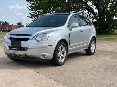 2014 Chevrolet Captiva Sport for sale at Auto Start in Oklahoma City OK