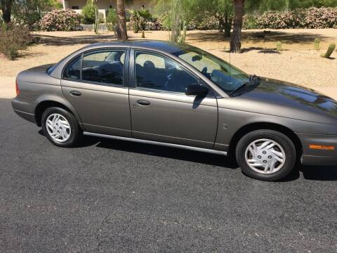 1998 Saturn S-Series for sale at FAMILY AUTO SALES in Sun City AZ