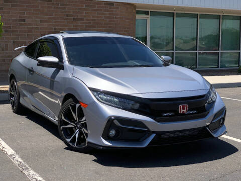 2018 Honda Civic for sale at AKOI Motors in Tempe AZ