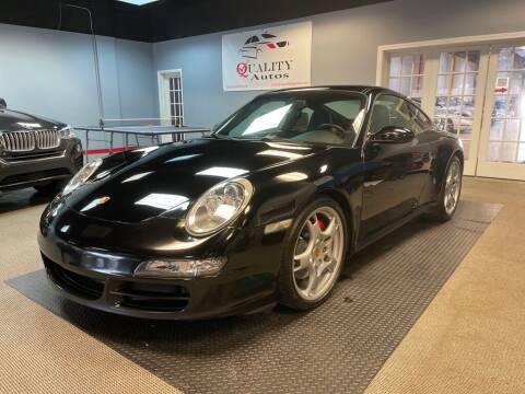 2007 Porsche 911 for sale at Quality Autos in Marietta GA