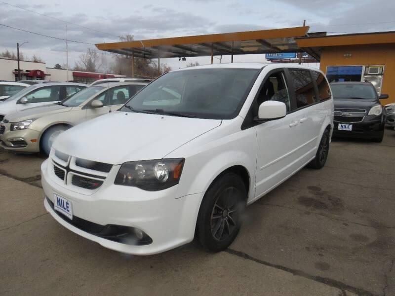2015 Dodge Grand Caravan for sale at Nile Auto Sales in Denver CO