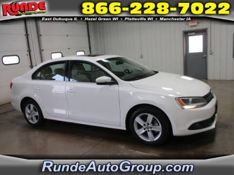 2012 Volkswagen Jetta for sale at Runde Chevrolet in East Dubuque IL