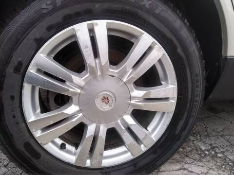 2010 Cadillac SRX for sale at Six Brothers Auto Sales in Youngstown OH