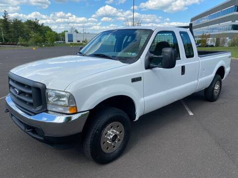 2004 Ford F-250 Super Duty for sale at P&H Motors in Hatboro PA