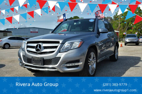 2015 Mercedes-Benz GLK for sale at Rivera Auto Group in Spring TX