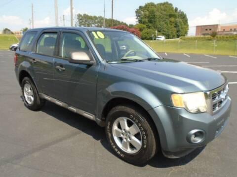 2010 Ford Escape for sale at Atlanta Auto Max in Norcross GA