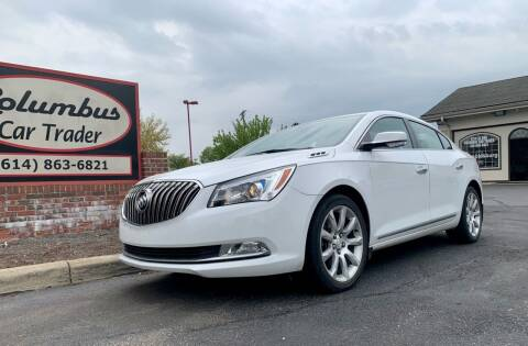 2015 Buick LaCrosse for sale at Columbus Car Trader in Reynoldsburg OH