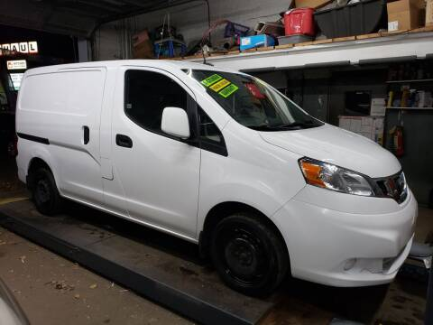 2014 Nissan NV200 for sale at Devaney Auto Sales & Service in East Providence RI