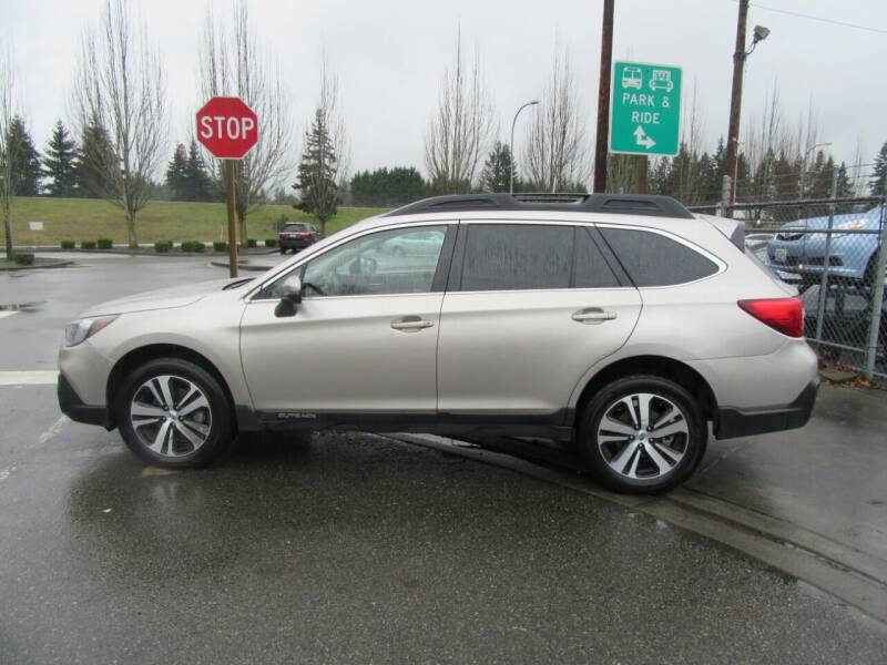 2019 Subaru Outback for sale at Car Link Auto Sales LLC in Marysville WA