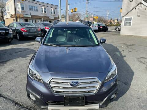2015 Subaru Outback for sale at Better Auto in South Darthmouth MA