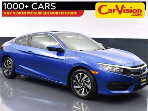 2018 Honda Civic for sale at Car Vision Buying Center in Norristown PA