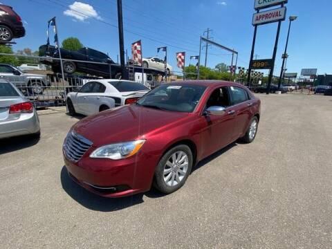 2013 Chrysler 200 for sale at Car Depot in Detroit MI