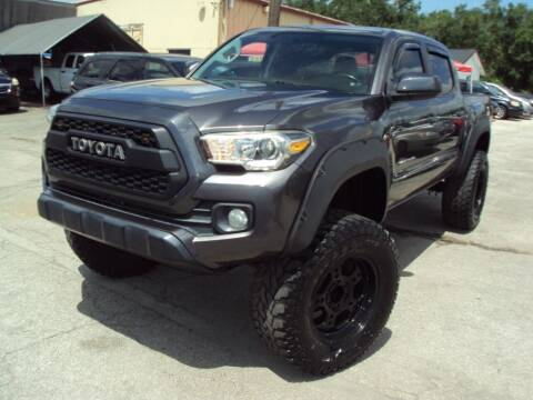 2016 Toyota Tacoma for sale at Mars auto trade llc in Kissimmee FL