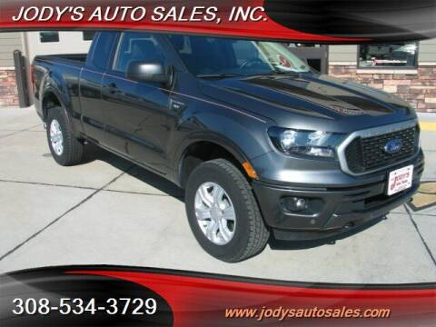 2019 Ford Ranger for sale at Jody's Auto Sales in North Platte NE