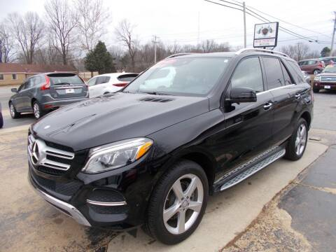 2017 Mercedes-Benz GLE for sale at High Country Motors in Mountain Home AR