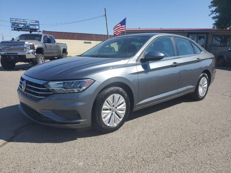 2019 Volkswagen Jetta for sale at Revolution Auto Group in Idaho Falls ID