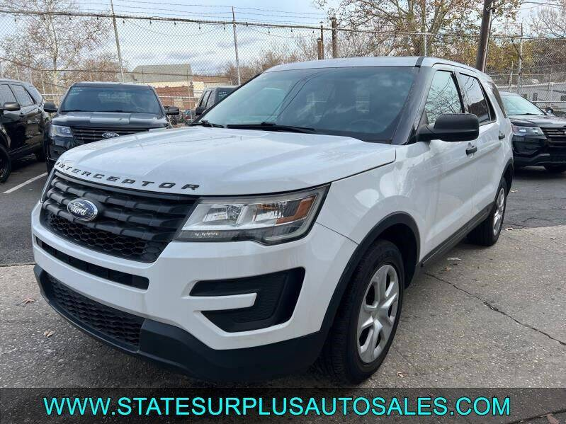 2017 Ford Explorer for sale at State Surplus Auto in Newark NJ